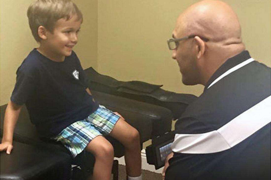 Reza Chiro | Children's Chiropractor